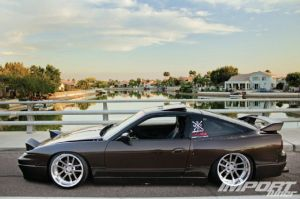 1993 Nissan 240SX Street Sweeper Gang Arizona