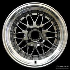 Wheel: Rota Kensei Front: 15x8j 0 offset Rear: 15x9j 0 offset