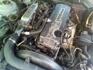 Original KA24E with 5MT