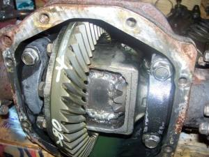 I'm not about that welded diff life
