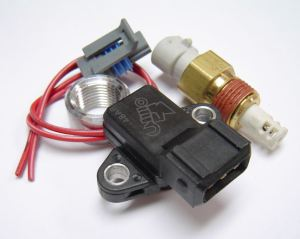 4-BAR MAP and GM AIT Sensor