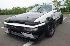 AE86 Sprinter Trueno Apex F and R R15-9.5 -19