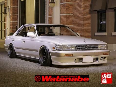 C33 FR15-9.0 offset -13 RR15-9.5 offset -19 Tires 195-50-R15_