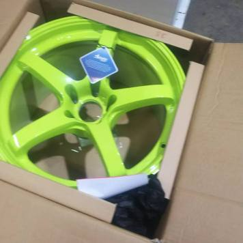 N-Style Lime Yellow