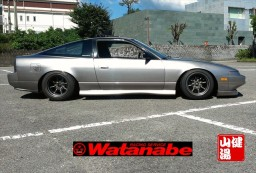 RPS13 Zenki F and R 15-9.5 -19 Tires F 185-55-15 R Tires 195-55-15 view 2_