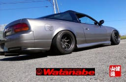 RPS13 Zenki F and R 15-9.5 -19 Tires F 185-55-15 R Tires 195-55-15 view 3_