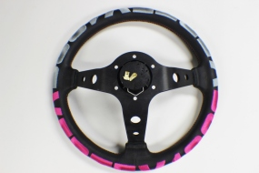 Vertex 96 Pink Rear