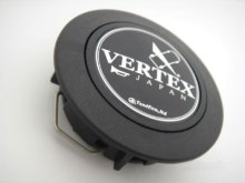 VERTEX HORN BUTTON BLACK