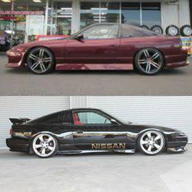 Ishikawa 180SX Before and After