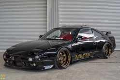 Ishikawa Body 180SX new wheels