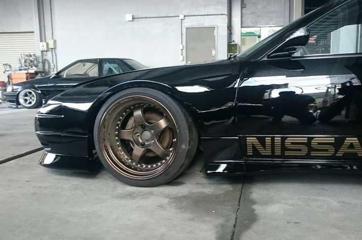 Ishikawa Body 180SX WORK Meister S1 3P