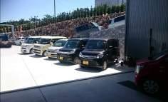 Ishikawa Body does a lot of body work on Kei cars