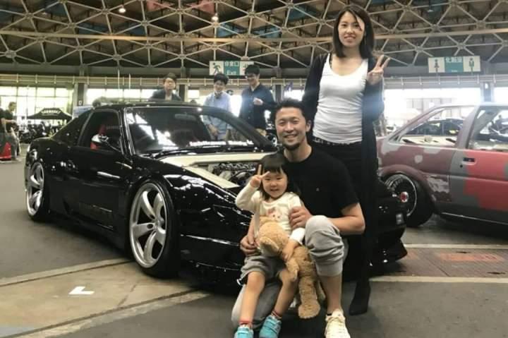 Ishikawa family Wekfest 18